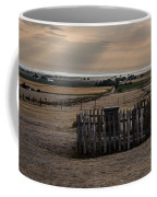 Chimney Rock Cemetery Coffee Mug