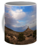 Chimney Rock On The Oregon Trail Coffee Mug