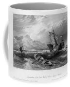 China: Gulf Of Bohai, 1843 Coffee Mug