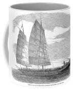 China: Junk, 1857 Coffee Mug