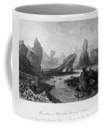 China: Wuyi Shan, 1843 Coffee Mug