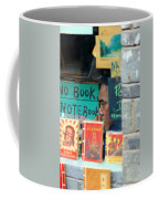 Chinese Bookstore Coffee Mug