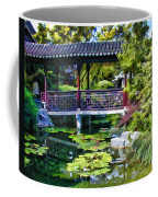 Chinese Gardens In Portland Oregon Coffee Mug
