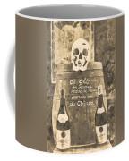 Chinon Wine  Coffee Mug