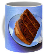 Chocolate Cake Coffee Mug