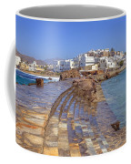 Chora Naxos Coffee Mug