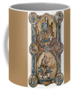 Christ And David Coffee Mug