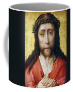 Christ In Crown Of Thorns Coffee Mug