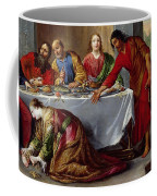 Christ In The House Of Simon The Pharisee Coffee Mug