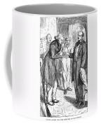 Christian Sch�nbein Coffee Mug