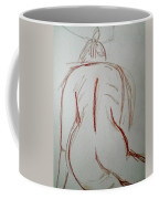 Christina - Life Drawing Coffee Mug