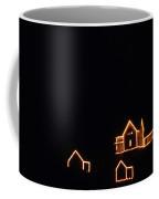 Christmas At The Nubble Coffee Mug
