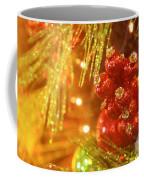 Christmas Baubles Coffee Mug
