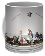 Christmas Blessings Creche Coffee Mug