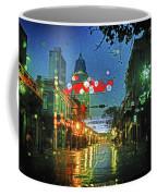 Lights At 3 Georges In Mobile Al Coffee Mug