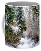 Christmas On The Chase Coffee Mug