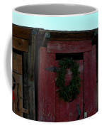 Christmas Out House The Perfect Gift For Those On The Go Coffee Mug