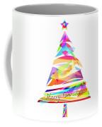 Christmas Tree Design Coffee Mug