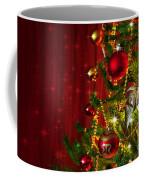 Christmas Tree Detail Coffee Mug