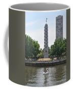 Christopher Columbus Memorial - Philadelphia Coffee Mug