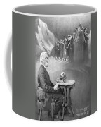 Christopher Sholes, American Inventor Coffee Mug