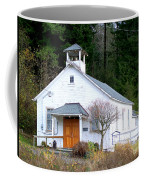 Christs Church At Elbe Washington Coffee Mug
