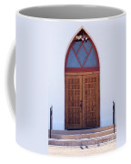 Christ's Red Door Coffee Mug