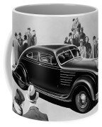 Chrysler Airflow Coffee Mug by Photo Researchers
