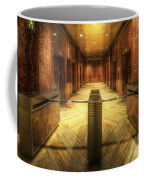 Chrysler Building Elevator Lobby Coffee Mug