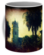 Church At Fort Moultrie Near Charleston Sc Coffee Mug