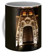 Church At Night Coffee Mug