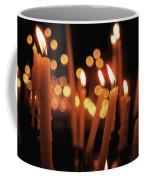 Church Candles Coffee Mug