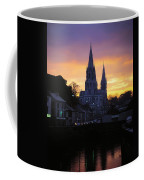 Church In A Town, Ireland Coffee Mug