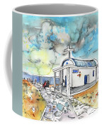 Church In Cape Gkreko In Cyprus Coffee Mug