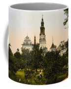 Church In Czestochowa - Poland - Ca 1900 Coffee Mug