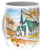 Church In Friars Point Mississippi Coffee Mug