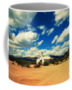 Church In Old Tuscon Arizona Coffee Mug