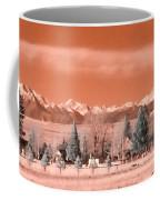 Church In The Mountains Coffee Mug