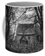Church In The Woods Coffee Mug by Dave Godden