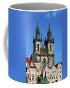 Church Of Our Lady Before Tyn Coffee Mug