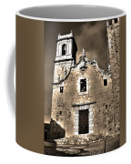Church Of The Virgen De La Ermitana - Peniscola  Coffee Mug