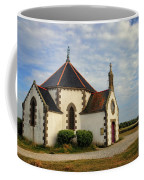 Church Off The Brittany Coast Coffee Mug