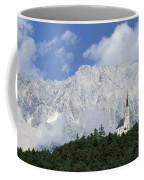 Church On Hilltop Coffee Mug