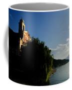 Church On The Lake Front Coffee Mug
