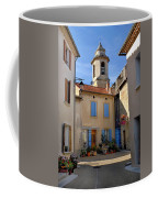 Church Steeple In Provence Coffee Mug