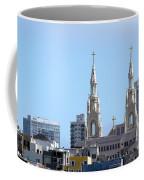 Church Top San Francisco Coffee Mug