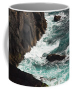 Churning Ocean Coffee Mug