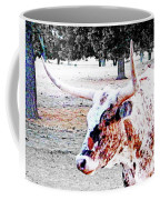 Cibolo Ranch Steer Coffee Mug