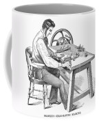 Cigar-making Machine, 1859 Coffee Mug