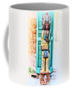 Cigar Store Indian - New Orleans Coffee Mug